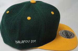Casquette de la marque Halafou-dje 15 euros