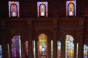 Basilique notre Dame de la paix à Yamoussoukro