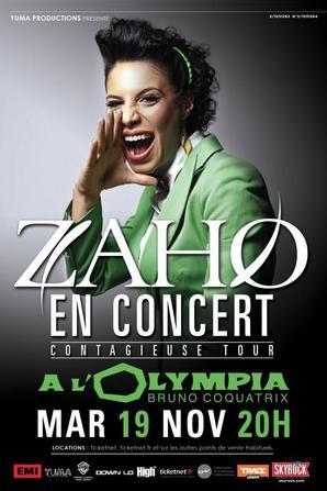 Concerts Skyrock en Novembre