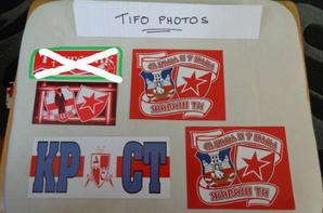 Stickers Serbia