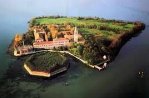 Ile maudite de Poveglia (Italie)