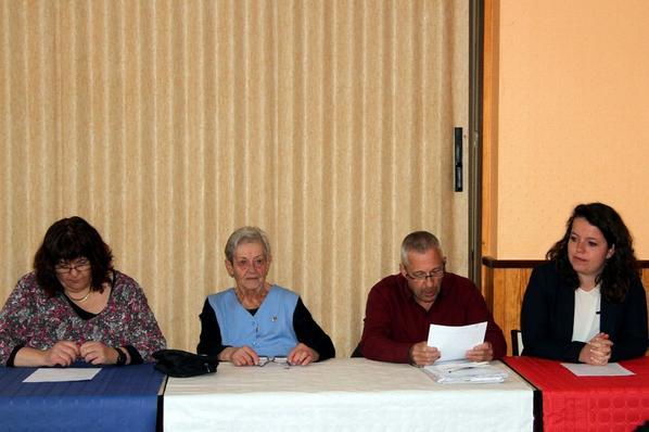 Réunion annuelle du Comité de Patay