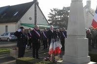 La cérémonie en mémoire des Morts pour la France en Algérie 2016