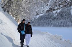 Hiver 2014 - Thollon les Mémises - Lac de Montriond - Bernex