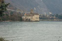 Ballade près du Lac à Montreux -  Fev. 2014