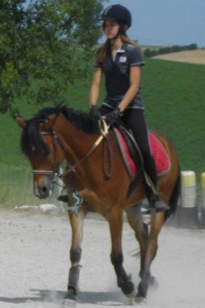 [25 05 2012] Séance de dressage au domaine de Montgay