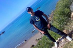 plage de cherchel ( tipaza)