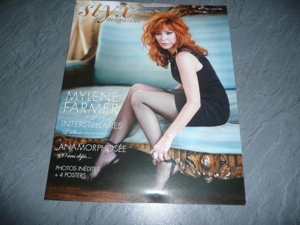 Styx Magazine - Nouveau numéro spécial Interstellaires