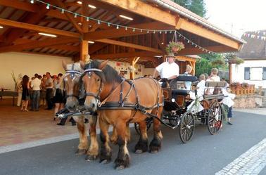 Mariage à Siersthal (57)