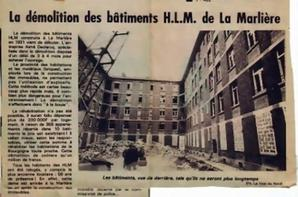 Les Appartements de La Marlière 1