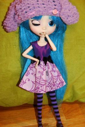 Comme prévu voici mes achats  à Jolie doll et quelques photos ^-^.