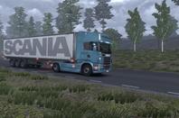 Scania Truck Driving Simulator