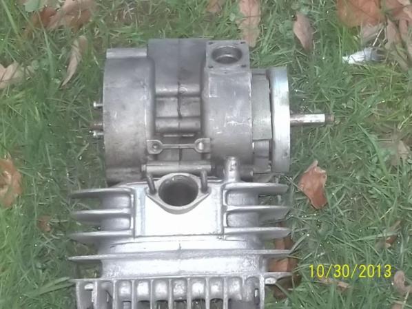 Un deuxieme moteur incomplet