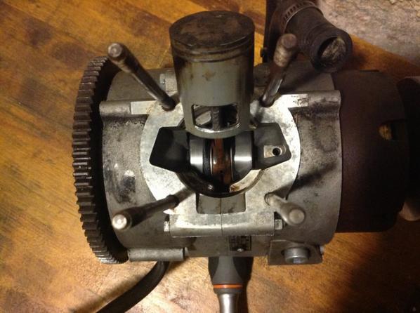 Details du moteur