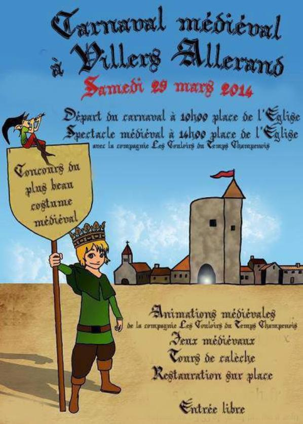 carnaval de Villers-Allerand