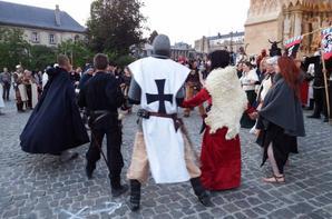 Fêtes Johannique de Reims 2014