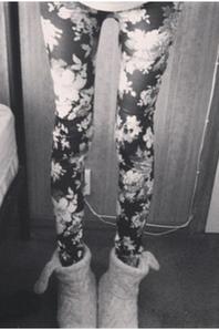 Les jambes sont le plus belle atout d'une femme.