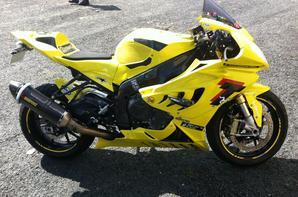 Quelques motos.....