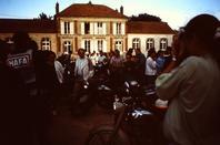 1er TOUR DE FRANCE DES MOTOS ANCIENNES 1989