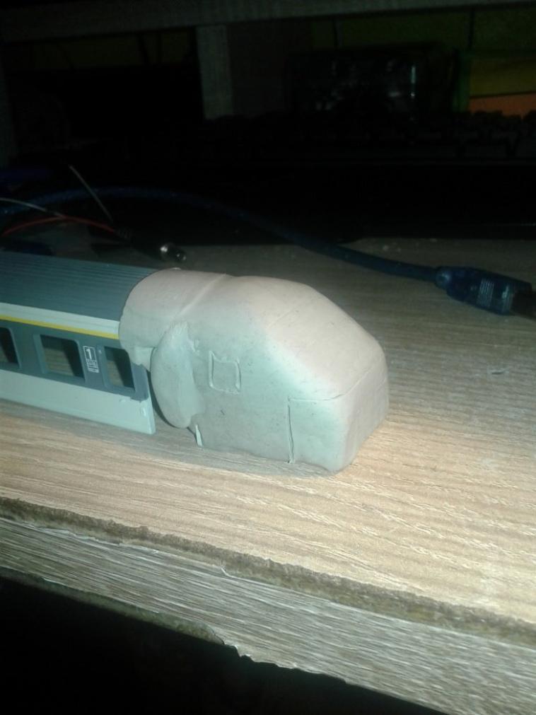 prototipe de voiture reverssible