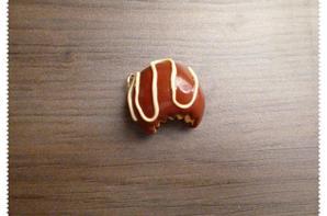 Chocolat fourré en Fimo