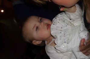moi et mon gateau d'anniversaire et kessy