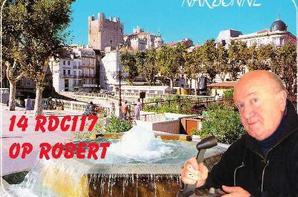 Qsl de Robert (14RDC117)