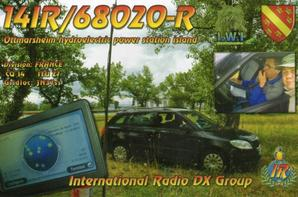 Qsl de collections de la team India Romeo (IR) Partie1