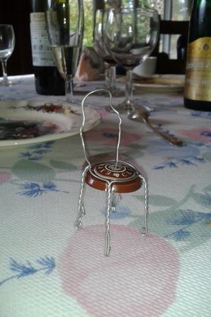 Elle est belle ma chaise nan ?