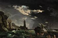 Claude Joseph Vernet, peintre du XVIII ème.