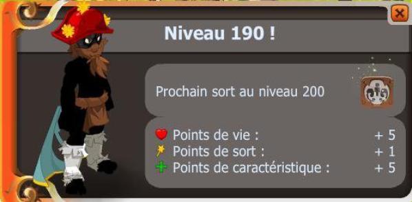 UP 190 !