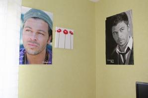 Ma chambre.