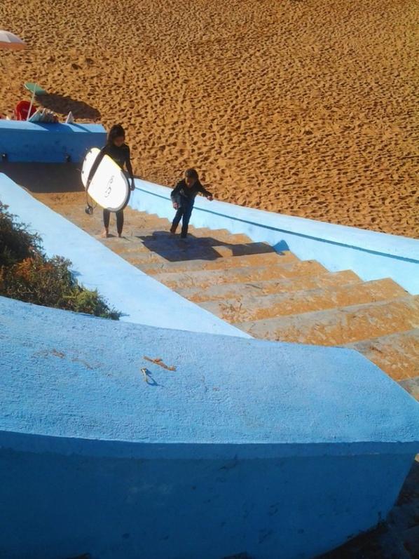 Lalla fatna beach!
