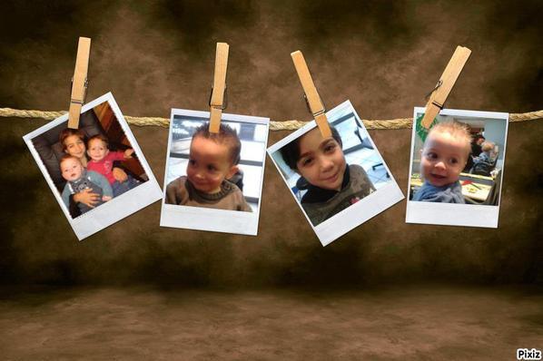 ma famille toute ma vie