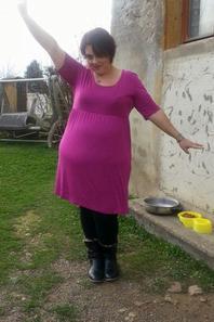 la nouvelle moi avec 45kg en moins merci bypass