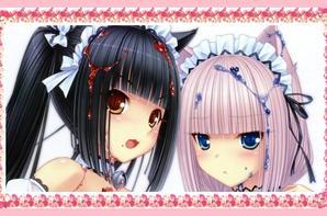 Image Chocolat et Vanilla