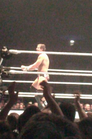 Smackdown World Tour Brussels P1 + Résultats