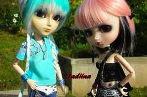 Pullip de Jadiina (Youtube)