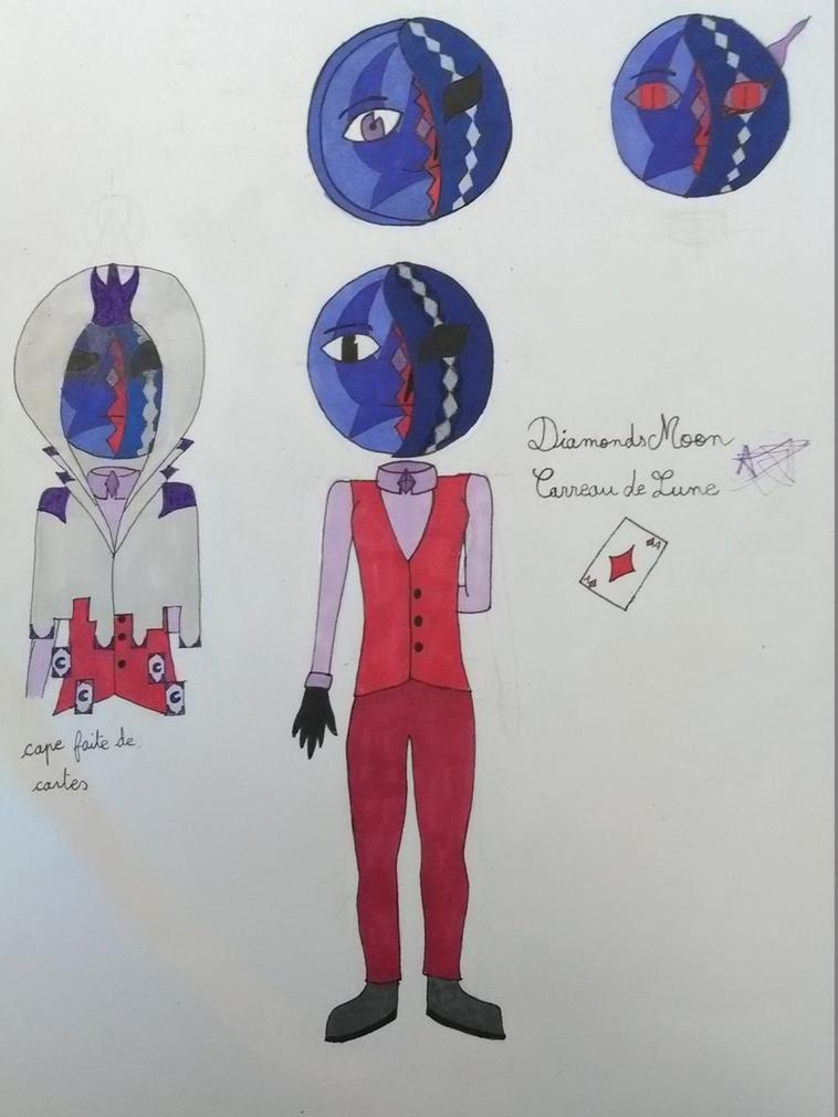 Diamonds Moon (Cuphead)