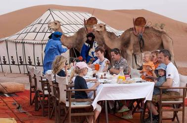 morocco life