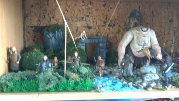 Ma collec' Hobbit