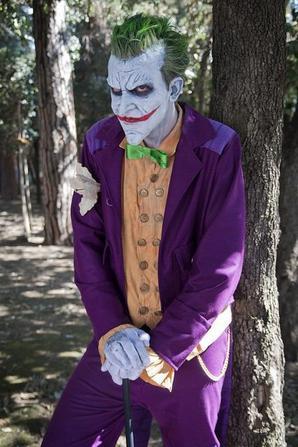 Cosplay Joker