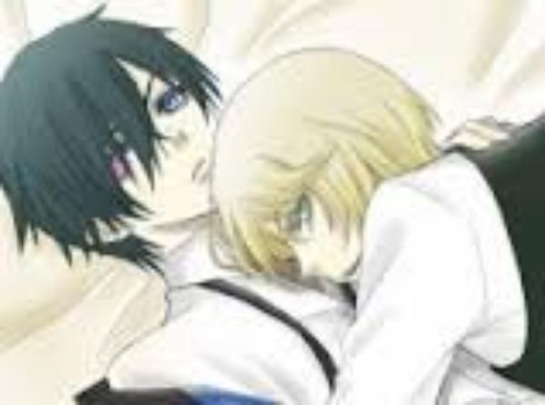 Alois x Ciel