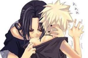 Itachi x Naruto