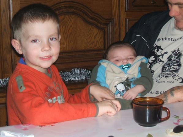 les 2 mois de mon fils