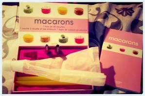 Kit pour faire des macarons !