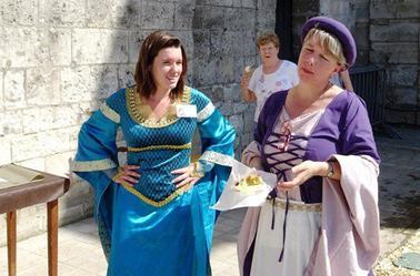 le Moyen Âge me poursuit.