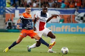 """1ère journée de championnat, match nul 1-1 face a Montpellier. Cabella (10"""") / Maxwell (60"""")"""