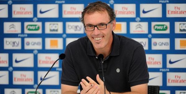 Conférence de presse de Laurent Blanc. « Emballer le match »