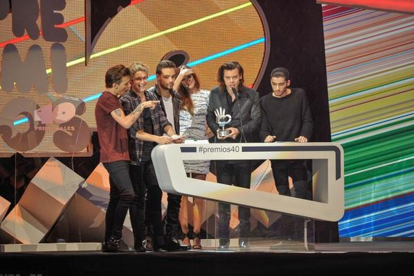 40 Principales Awards